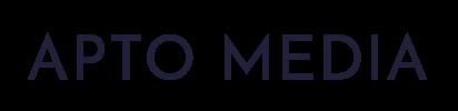 Apto Media Logo - Indigo